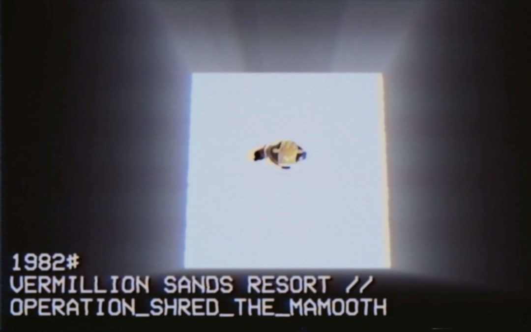 OPERATION SHRED THE MAMOOTH